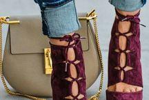 Туфли и сумочки
