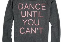 dance clothing