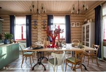 Country house / Interior Design & Decorating  for the country house by Tatiana Ivanova