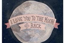Love you to the moon and back xxx