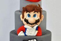 Cumpleaños Súper Mario