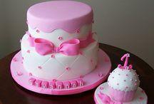 futur gâteau de fête
