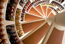 White Spiral Cellars / Sophisticated concrete wine cellars, clean contemporary finishing, impressive capacity up to 148 standard cases.