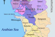 North Goa And South Goa / Both North and South Goa have their share of beautiful places that are visited by plenty of tourists annually.