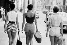 Street vintage photo
