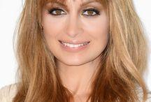 Top Celebrities Medium Blonde Hairstyles