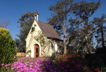 Mount Schoenstatt / My favourite sanctuary, surrounded by beautiful countryside and kangaroos