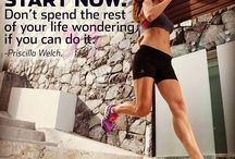 fitspiration / inspirational fitness quotes