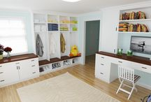Laundry/Mud Rooms / Here's a collection of our favorite laundry/mud room design submissions from contests hosted on Arcbazar.com. Hopefully some of these designs will inspire your next project!