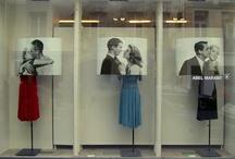 Shops/Stores' windows