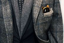 Style for Mr / Classic dapper look for older gentlemen.