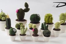 Amigurumi: Cactus