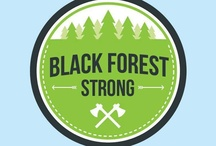 i Love Black Forest! / i grew up in Black Forest, Colorado and wanted to form a tribute to my old stomping grounds because of the wildfire June 2013. Love you Black Forest always! / by Denise A. Agnew