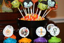 Berkley's Halloween Bday / by Shawna Hamilton