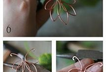 wire jewelry how to
