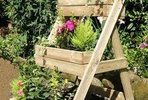 Garden inspiration and diy