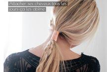 ᚖ IDEES RECUES ᚖ sur les cheveux / On entend beaucoup de choses sur les cheveux... voici 10 idées reçue à abattre pour éviter de penser des choses fausses sur les cheveux !