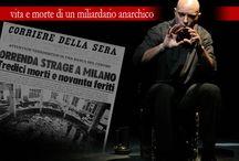 Stagione 13/14 Feltrinelli. Una storia contro. / di e con Mauro Monni Sab 14 dic ore 21