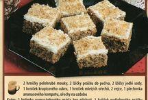 sladkosti / koláče,dorty