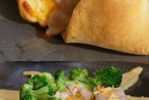 Food.....Crescent roll recipes / by Elaine Mote