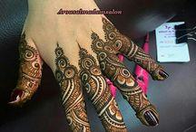 beautiful mahndi design