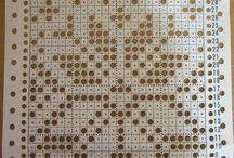 hullkort mønster