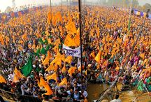 Sadbhavna Rally Jalandhar / The rally has every role to play. This is impressive!