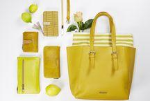 TRENDS: COLORS (YELLOW) / #Summerinthecity #SS15 #Abbacino #Yellow