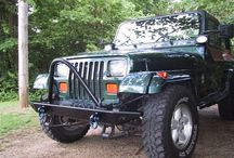 Jeep Brush Guards