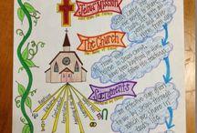 ~ CCD The Sacraments ~ / by Sarah Clune