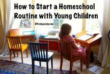 Homeschool / by Monica Beijens