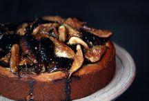 Vijgen gebak