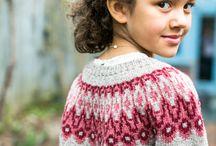 knit in winter