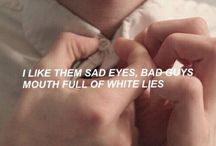 • words