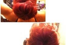 Hair / by Nelly Olascon
