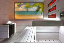 Infrared sauna - infrarood sauna / VSB Wellness Infrared sauna's - Infrarood sauna's