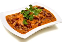 Chicken with Kidney Beans Recipe