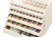 Bead storage ideas