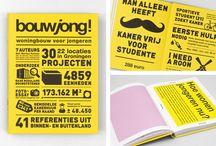 BW - vormgeving boek
