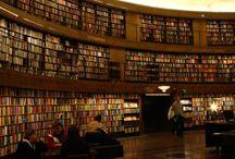 Bibliotecas / by Jéssica Gust