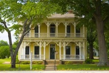 Tropical/British/French colonial style houses / lots of wrap-around porches / by Nancy Duncan