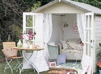 She Sheds Love / Sheds designed for woken with flare and appeal. She Shed is the new best thing. it's no longer all about the man cave.