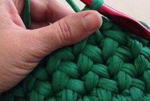 penye sepet yapımı