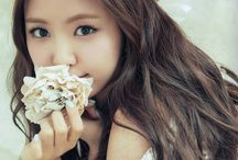 ☆A-pink☆ Naeun / Name: Son NaEun  Profession: Idol-Member in Girl Group A-pink  Birth Date: 10-February-1994 Height: 167cm  Weight: 46kg Agency: Plan A Entertainment