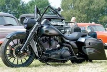 Motorcycling and Related Gear / Collection of motorcycle related things. / by Graybeard Hamilton