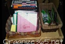 Frugal & Organizing Blogs I want to check out. / by Cheryl at Simply Shoe Boxes