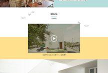 Web Design__不動産