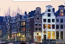 Amsterdam ✈️
