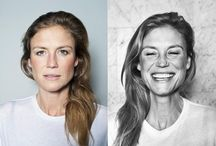 Portraits inspiration