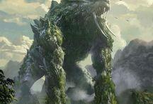Titans e Dragons